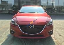 Bán Mazda 3 1.5 sản xuất 2017, màu đỏ, 648 triệu