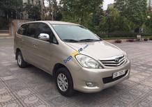 Bán Toyota Innova 2.0G năm sản xuất 2011, màu vàng cát