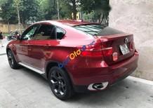 Bán ô tô BMW X6 3.5 sản xuất 2008, màu đỏ, nhập khẩu chính chủ