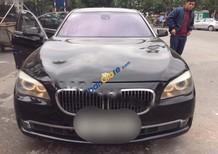 Cần bán xe BMW 7 Series 760Li sản xuất 2009, màu đen, nhập khẩu