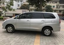 Gia đình tôi cần bán chiếc xe Innova 2.0G màu bạc chính chủ tên tôi đi 2011