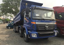 Bán xe Thaco AUMAN Ben D240B 6x4 12.55 tấn, cầu dầu 2 cấp 2017 , màu xanh