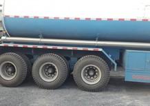 Bán Sơ mi rơ mooc xitec chở Xăng   39 khối (30 tấn) , giá chính hãng, rẻ nhất
