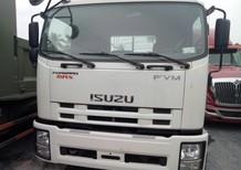 Bán Isuzu FVM 34T đời 2015, màu trắng, nhập khẩu