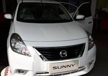 Bán xe Nissan Sunny XV đời 2016, màu trắng, giá chỉ 538 triệu