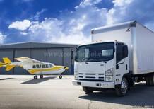 Giá các loại xe tải Isuzu uy tín – chất lượng cao từ Ô Tô Đại Đô Thành, isuzu thùng kín 3.5 tấn NPR85K (4x2)