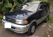 Xe Toyota Zace GL sản xuất năm 2000, màu xanh lam, nhập khẩu nguyên chiếc chính chủ, 268 triệu