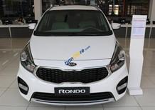 Bán Kia Rondo GAT năm 2017, màu trắng, giá tốt