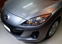 Bán Mazda 3 3S 2015, màu bạc, giá tốt