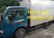 Cần bán Kia K2700 F125 năm 2016, màu xanh lam, nhập khẩu chính hãng, giá 286tr