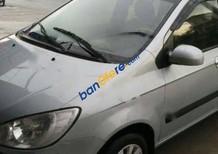 Bán Hyundai Getz sản xuất năm 2010, màu bạc, nhập khẩu nguyên chiếc số sàn, giá chỉ 300 triệu
