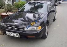 Bán ô tô Honda Accord LX năm sản xuất 1992, màu đen, nhập khẩu nguyên chiếc chính chủ