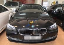 Xe BMW 5 Series 523i năm sản xuất 2010, màu đen, nhập khẩu xe gia đình