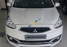 Bán xe Mitsubishi Mirage 1.2 MT năm sản xuất 2017, màu trắng, nhập khẩu nguyên chiếc