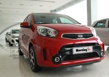 Bán Kia Morning EX sản xuất năm 2021, màu đỏ, giá tốt. Chỉ 150tr có xe