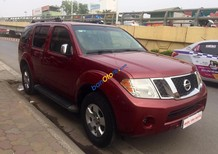Cần bán lại xe Nissan Pathfinder đời 2008, màu đỏ, nhập khẩu nguyên chiếc, 745tr