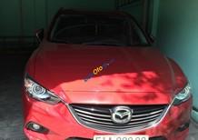 Bán Mazda 6 năm 2014, màu đỏ, nhập khẩu xe gia đình giá cạnh tranh
