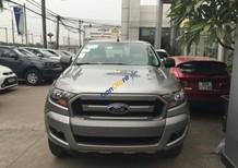 Bán xe Ford Ranger XLS 4x2AT sản xuất năm 2017, màu bạc, nhập khẩu, 660 triệu