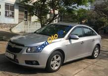 Bán ô tô Chevrolet Cruze 1.6LS năm sản xuất 2012, màu bạc còn mới, giá 425tr