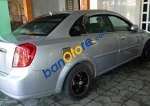Cần bán Daewoo Lacetti sản xuất 2005, màu bạc