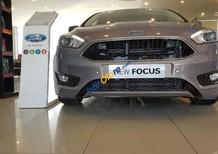 Ford Focus 1.5 Ecoboost, 2017 mới 100%, đủ màu, giao xe ngay