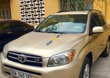 Bán Toyota RAV4 V6 3.5 Limited sản xuất 2006, màu vàng, xe nhập