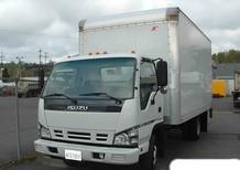 Xe tải Isuzu thùng kín 3.5 tấn chính hãng – Mua Isuzu NPR85K 3.5 tấn tặng 100 L dầu nhớt