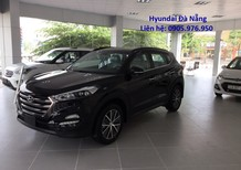 Cần bán xe Hyundai Tucson đời 2017, màu đen, nhập khẩu giá cạnh tranh