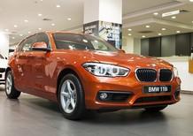 BMW 1 Series 118i 2017, xe nhập. Bán xe BMW chính hãng tại Huế, giá rẻ nhất, giao ngay