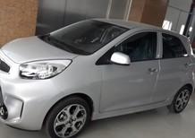 Kia Morning sản xuất 2017, màu trắng, 307t. Chỉ 110t có xe. Lh 0947371548