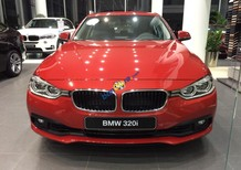 Cần bán BMW 3 Series 320i sản xuất 2017, màu đỏ, nhập khẩu nguyên chiếc