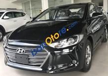 Cần bán Hyundai Elantra GLS sản xuất 2017, màu đen, giá chỉ 595 triệu