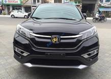 Cần bán Honda CR V 2.0AT năm sản xuất 2016, màu đen