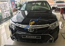 Bán xe Toyota Camry E sản xuất năm 2017, màu đen