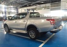 Cần bán xe Mitsubishi Triton đời 2017, màu bạc, ở Huế, hỗ trợ vay 80%. Thủ tục đơn giản. LH: 0905.91.01.99