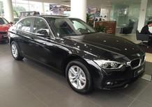 Bán xe BMW 3 Series 320i 2017, màu đen, nhập khẩu nguyên chiếc
