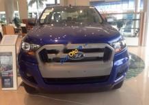 Bán ô tô Ford Ranger XLS 2.2L năm 2017, màu xanh lam, nhập khẩu nguyên chiếc, giá chỉ 659 triệu