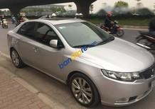 Bán ô tô Kia Forte sản xuất 2011, màu bạc, giá chỉ 470 triệu