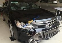 Cần bán Toyota Camry 2.5G năm sản xuất 2017, màu đen, nhập khẩu nguyên chiếc