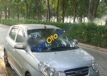 Cần bán xe Kia Morning LX năm sản xuất 2011, màu bạc