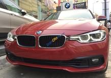 Cần bán xe BMW 3 Series 320i sản xuất năm 2017, màu đỏ, nhập khẩu