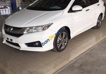 Bán Honda City 1.5 năm 2017, màu trắng