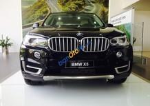 Bán BMW X5 xDrive35i sản xuất năm 2017, màu đen, xe nhập