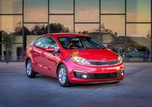 Cần bán Kia Rio năm sản xuất 2017, màu đỏ, nhập khẩu