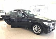 Bán BMW 5 Series 528i GT 2017, màu đen, nhập khẩu chính hãng