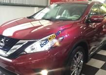 Cần bán xe Nissan Murano sản xuất 2016, màu đỏ, xe nhập