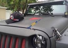 Cần bán xe Jeep Wrangler Rubicon đời 2016, màu đen, nhập khẩu nguyên chiếc