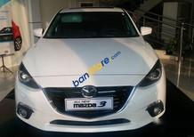 Bán Mazda 3 2.0 năm 2017, màu trắng