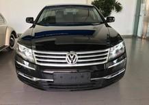 Bán ô tô Volkswagen Phaeton 3.0L V6 4Motion Full Option đời 2013, màu đen, nhập khẩu chính hãng