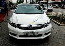 Salon bán Honda Civic năm sản xuất 2013, màu trắng